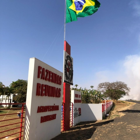 7 de Setembro - CEO Agropecuaria Baumgart - Fazendas Reunidas Baumgart - Rio Verde (GO) - Envio de Alexandre Baumgart