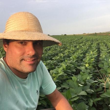 Soja em Costa Machado (SP) Envio de Rodrigo Bondezan