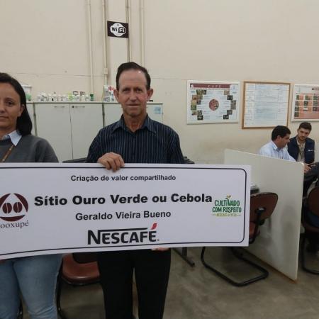 Premiação Cooxupé - Nova Resende - 2019