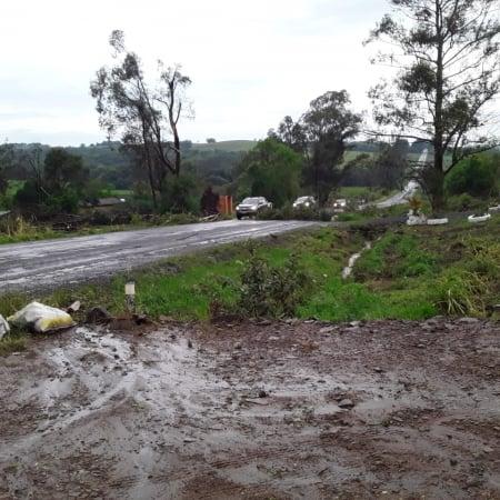 Chuva na região Santo Ângelo/RS - 1609