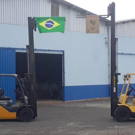 Semana da Pátria - Envio de Fernando Barbosa -  São Pedro da União (MG).