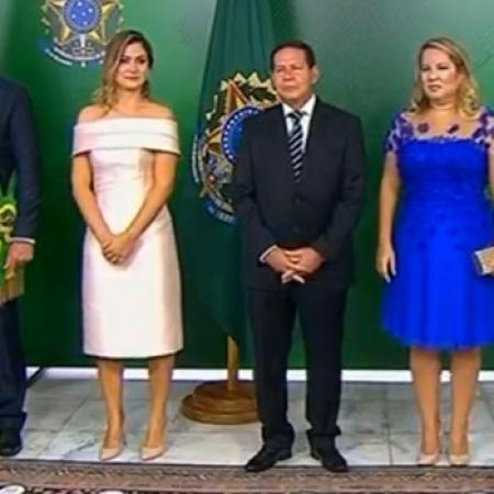 destacao - bolsonaro faixa presidencial