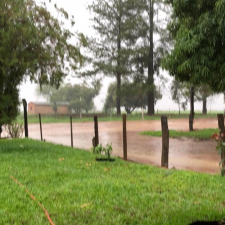 Chuvas fortes são registradas em áreas da Bahia no final de semana - Foto: Reprodução/Redes sociais