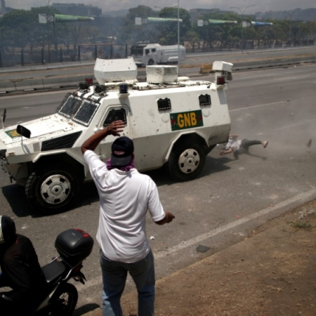 Blindados venezuela