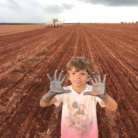 Fazenda Paraiso em  Uberaba/MG Foto: Enrico Martins
