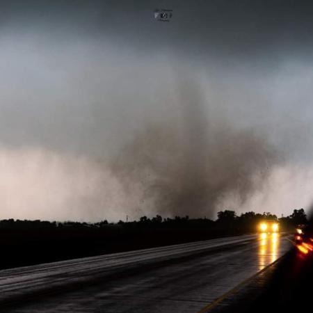 Tornando em Oklahoma - Foto: Instagram/@Kyleheth12