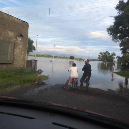 Chuvas em São do Gabriel Rosário e região