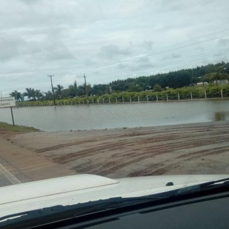 Chuvas em Lucas do Rio Verde/MT - Fevereiro 2018