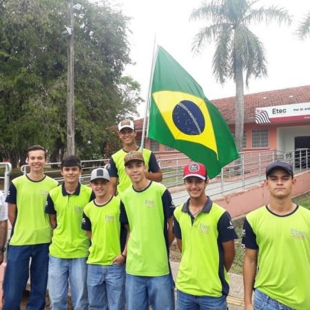 Semana da Pátria - Presidente Prudente (SP) - Envio de Ezequiel Gomes