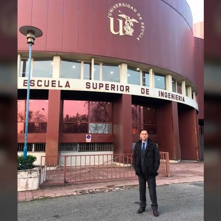 Leonardo Oliveira em viagem a Espanha - 16:9