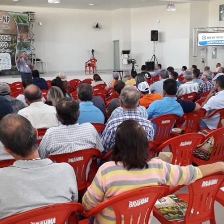Segunda edição do Encontro de Produtores de Grãos do Noroeste Paulista (Eprogrãos 2019)