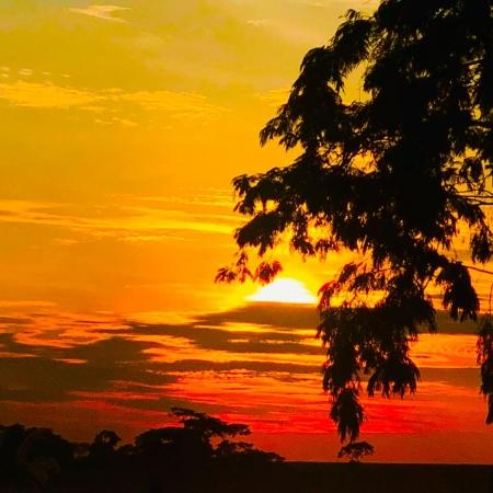 Foto em Rio Verde (GO). Envio de Alex Zamonaro