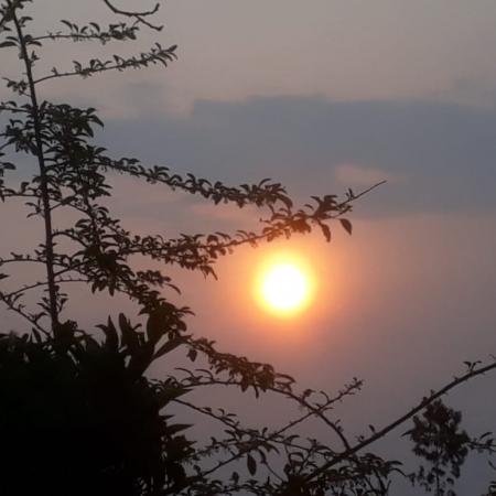 Pôr do sol em Alto Paraguaçu Itaiopolis-SC Fotos de Paulo Marcelo adamek