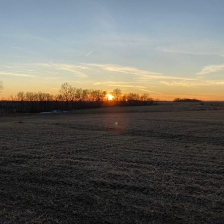 Foto em Dakota do Norte - EUA. Envio de Gustavo Philippsen