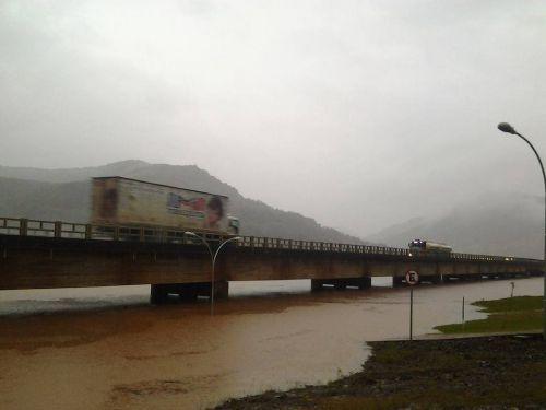 Ponte do Rio Uruguai entre Chapecó/SC e Erechim/RS