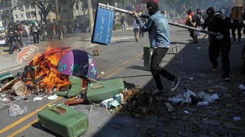 Protestos na Copa 2 - Foto: Estadão