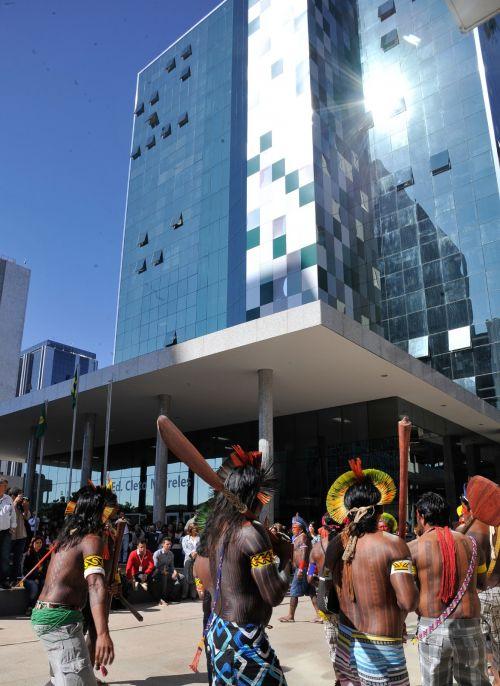 Novo prédio da Funai - Foto: Agência Brasil