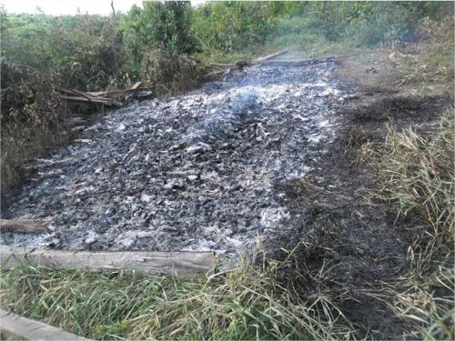 demarcação da área indígena AWÁ-GUAJÁ 2