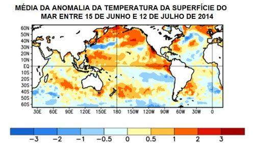 El Niño - Informações: G1
