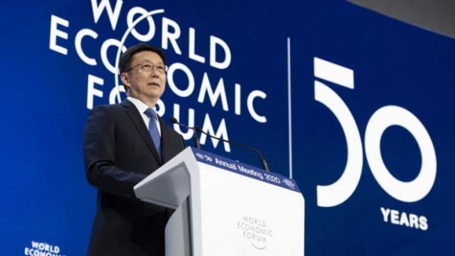 Han Zheng vice premie China
