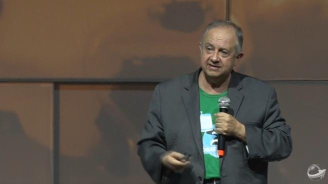 Palestra - Paulo Martins - Diretor-Geral da Embrapa Gado de Leite - Agrobit 2019