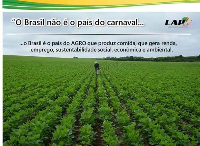 O Brasil não é o país do carnaval - LapSul