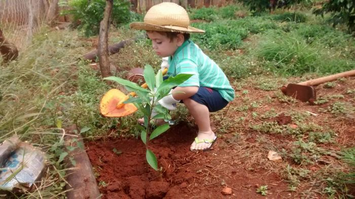Imagem do dia - João Gabriel em Tejupa (SP). Enviado por Ednaldo