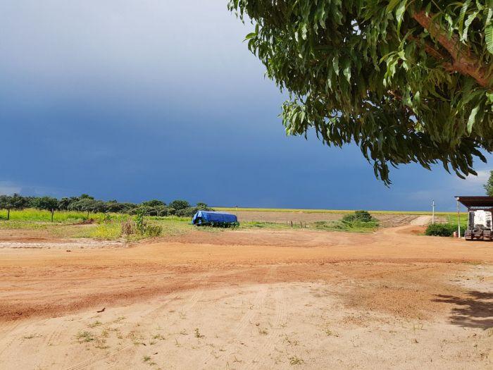 Chuvas na região de Balsas (MA)