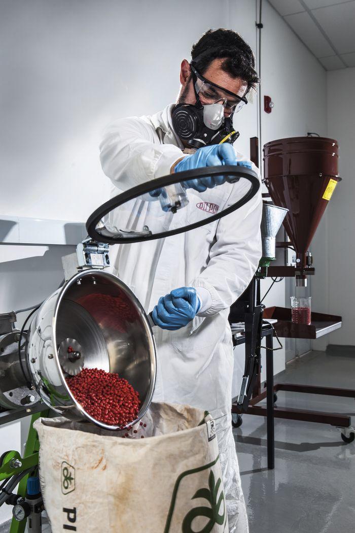 DuPont - Laboratório de Tratamento de Sementes