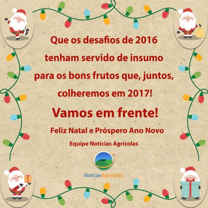 mensagem de natal 2016