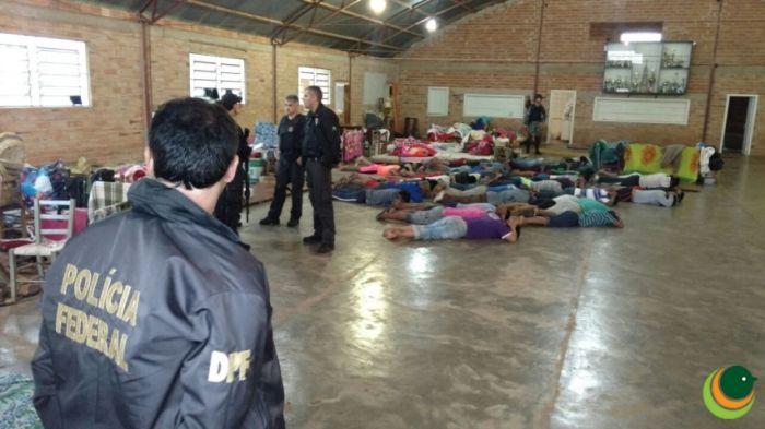 Operação Policial em Sananduva e Cacique Doble/RS 1
