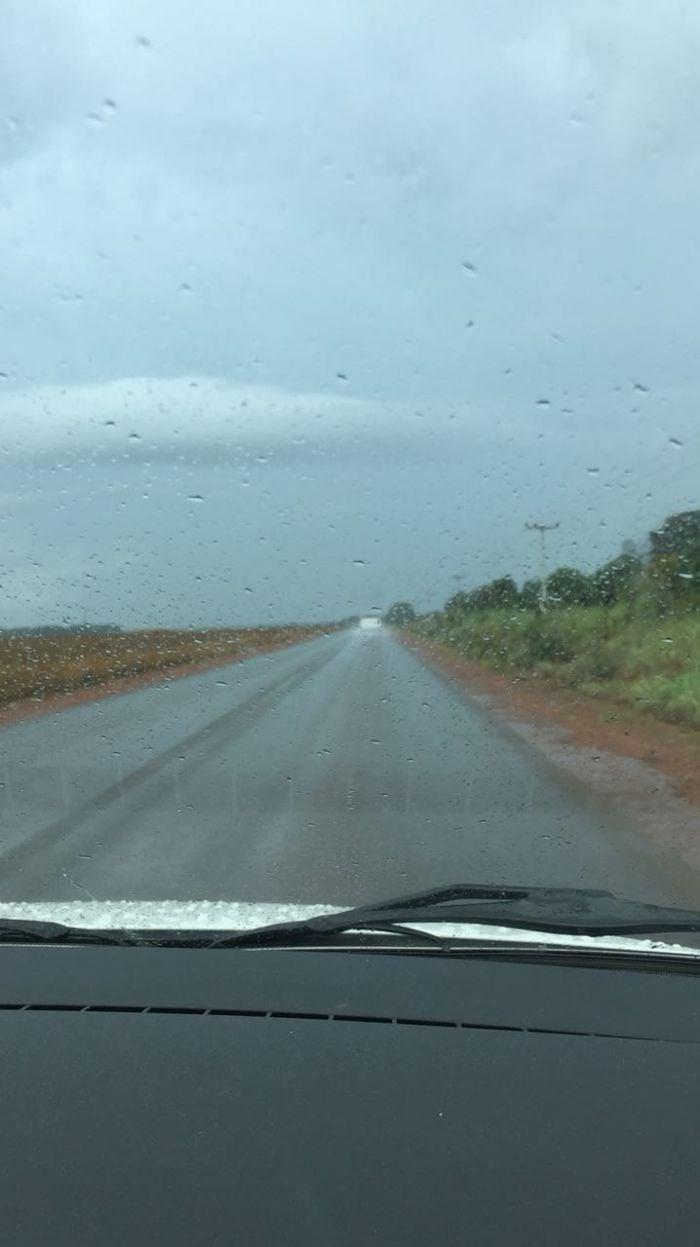 Chuva no Piauí atrasa a colheita da soja e plantio do milho safrinha - Foto: Frederico Olivi