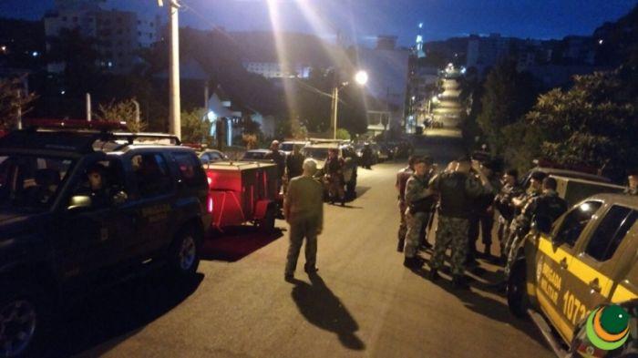 Operação Policial em Sananduva e Cacique Doble/RS 3