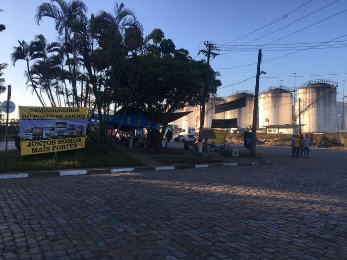 Greve Porto de Santos