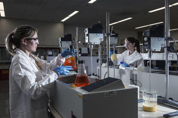 DuPont - Laboratório de Biociências
