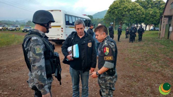 Operação Policial em Sananduva e Cacique Doble/RS 4