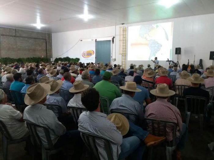 Imagem do dia - Dia de Campo em Nuporanga (SP). Enviada por Paulo Manzan