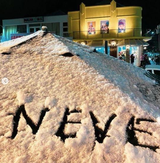 Neve Climatempo